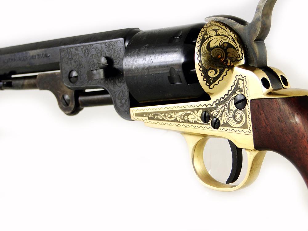 Rewolwer Pietta 1851 Nord Navy Sheriff kal  36