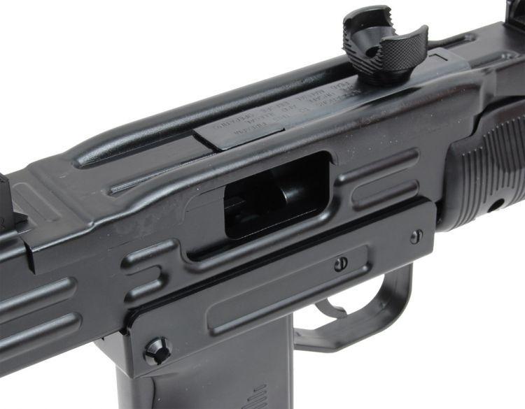 Karabinek Swiss Arms Mini Uzi Full Auto kal  6 mm