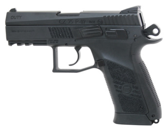 Pistolet ASG CO2 CZ75 P-07 Duty Hop Up