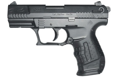 Pistolet AIR-SOFT ASG WALTHER P22 - 0,5 J
