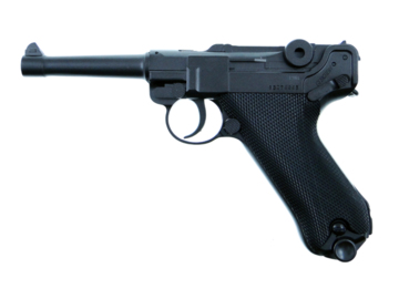 Wiatrówka pistolet Legends Luger P08 kal. 4,5 mm BB