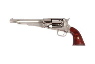 Rewolwer Pietta 1858 Remington Texas Nikiel kal.44 8