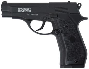 Wiatrówka pistolet Swiss Arms P84 full metal kal. 4,5 mm BB