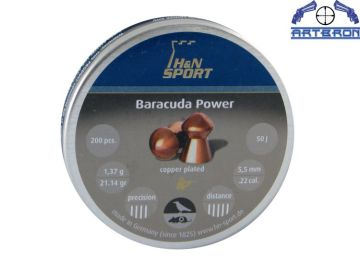 Śrut H&N Baracuda Power kal. 5,5 mm