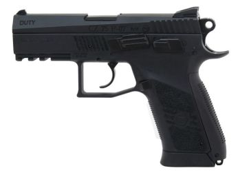 Wiatrówka pistolet CZ-75 P-07 Duty Blow Back kal. 4,5 mm
