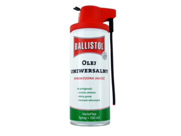 Oliwa do broni Ballistol 350 ml spray Vario Flex