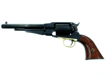 Rewolwer Uberti 1858 New Improved Navy kal.36 lufa 7 3/8 cala