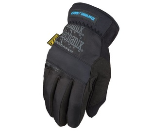 Rękawice Mechanix Wear Fast Fit Cold Weather Insulated Black M