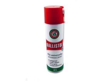 Oliwa do broni Ballistol 400 ml spray