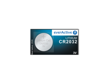 Bateria Everactive CR2032 3V
