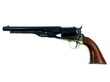 Rewolwer Uberti 1860 Army Flutted kal.44 lufa 8 cali