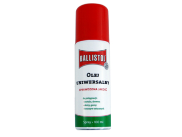 Oliwa do broni Ballistol 100 ml spray