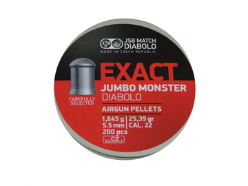 Śrut JSB EXACT Monster kal. 5,52