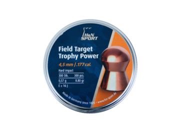 Śrut H&N Field Target Trophy Power kal. 4.5 mm