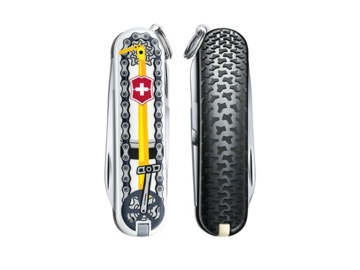 Scyzoryk Victorinox Classic Bike Ride Limited Edition 2020