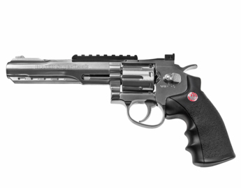 Rewolwer ASG Ruger Superhawk 6 cali chrom