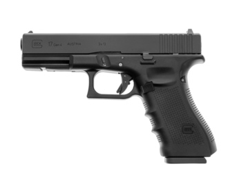 PISTOLET ASG UMAREX GLOCK 17 PŁ. GEN BLOW BACK CO2