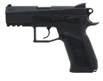 Pistolet ASG CO2 CZ75 P-07 Duty Blow Back Hop Up