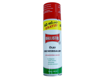 Oliwa do broni Ballistol 240 ml spray