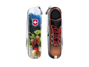 Scyzoryk Victorinox Classic I Love Hiking Limited Edition 2020